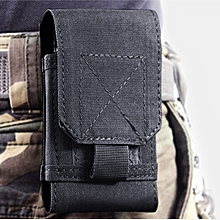 Outdoor Tactical Waist Storage Bag Case Cover Pouch For Smartphone Less Than 6 Inch