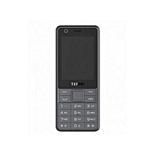 "T371 - 2.4"" Dual Sim Mobile Phone - GREY"