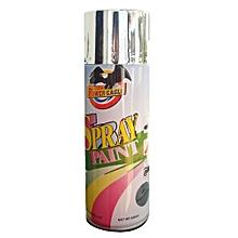 Spray Paint Silver Chrome  450ml