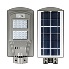 Automatic Solar LED street light 40 watts. with inbuilt battery and solar panel.