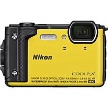 Coolpix W300 Digital Camera - Yellow  (International Ver.)
