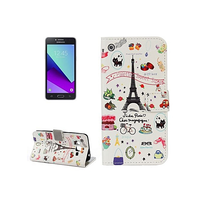 Generic For Samsung Galaxy J2 Prime G532 Lovely Cartoon Words And