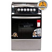 BGC 5031NX -  50X55 - 3 Gas + 1 Hotplate - Gas Oven and Grill