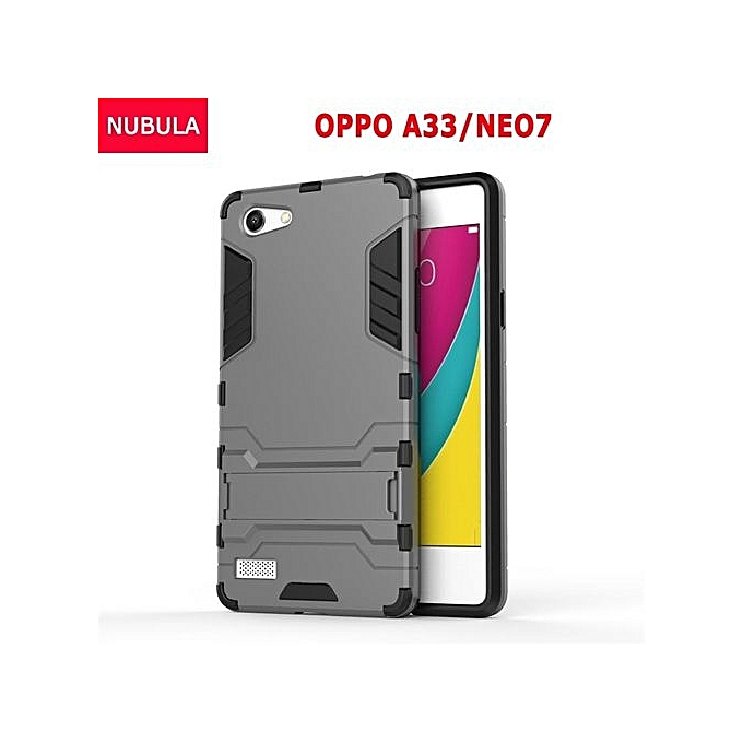 360 Degrees Ultra-thin Hard Back Cover For OPPO A33 / NEO 7 Detachable 2