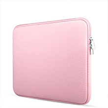 15.6 Inches Apple Macbook Air Bag Liner Package -Pink
