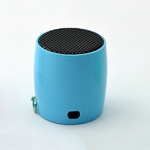 New Super Mini Bluetooth Speaker Ultra Small Size Louder Speaker with Mic  Universal for Mobile Phones Laptop 3 Hours Music Play HS MALL