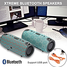 Portable Xtreme Bluetooth 4.1 Speaker Audio Waterproof -Black