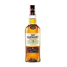 Single Malt Whisky, 15 Years Old - 700ml
