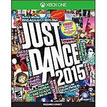 XBOX 1 Game Just Dance 2015