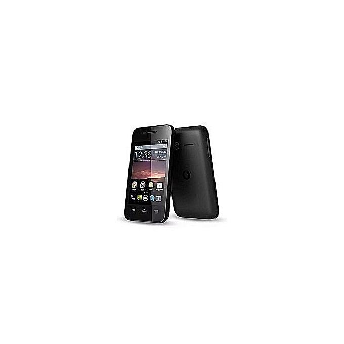 Neon Kicka - 3GB - 512MB RAM - 2MP Camera - Single SIM - Black