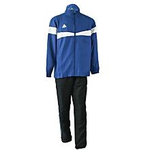 Track Suit Woven Roy/Blk/Wht- Ap12royal/Black/White- 2xl