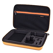 PULUZ PU170 Waterproof Carrying Travel Storage Case Box for Action Sportscamera Accessories