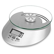 Digital Kitchen Weighing Scale - Grey