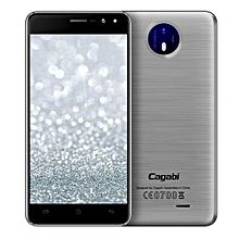 Vkworld Cagabi One 5.0-Inch Android 6.0 OTA 1GB RAM 8GB ROM MT6580A Quad-Core 1.3GHz 3G Smartphone Silver