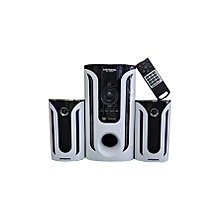 SD-307BT - Bluetooth Subwoofer - subwofer 40Hz-150Hz - 8800W- White and Black