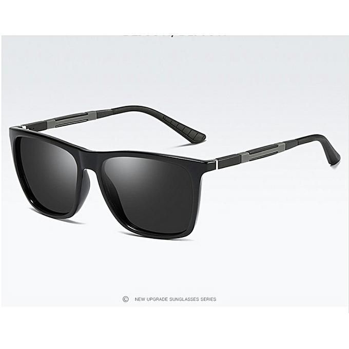 c736a61ee12ae ... Hot sale Polarized Sunglasses Men Classic Women Square Glasses  Aluminium Magnesium Driving Travel Eyewear Gafas Oculos ...