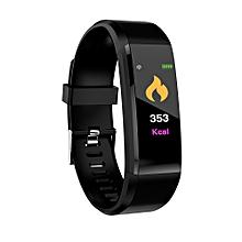 dca5a1d2ec4c6f ID115 Plus Smart Bracelet Monitoring Sports Wristwatch