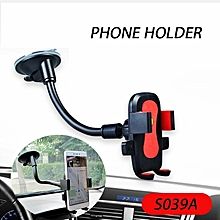 Car AUTO ACCESSORIES Rotating Phone Windshield Mount GPS Holder Universal 360°