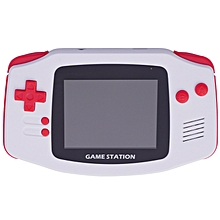 N1 Pocket FC Game Console-WHITE