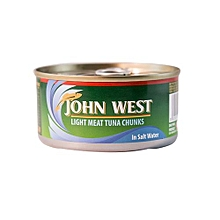 Light Meat Tuna Chunks In Salt Water - 170g