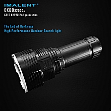 IMALENT DX80 8x XHP70 2nd Generation 32000LM Outdoor Search LED Flashlight 806M-