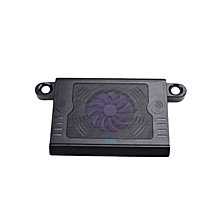 LCP-855 - Adjustable Laptop Cooling Pad - Black