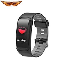 F4 Color Screen Smartband IP68 Waterproof Smart Wristband