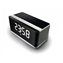 MP-27 Cuboid Mini Wireless Portable Bluetooth Speaker Black 500W