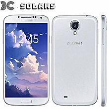 I9500 Galaxy S4 Quad Core 5.0 Inch 2GB+16GB 13MP Android NFC WIFI Mobile Phone - White