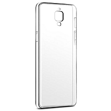 Fashion Clear Silicone TPU Protective Case Cover Shell Skin  For Oneplus 3T