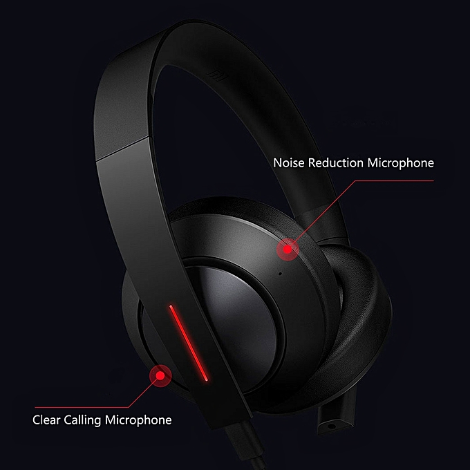 8ef5f999be7 ... Xiaomi Game Headset 7.1 Virtual Surround Sound Stereo 3.5MM USB Gaming  Headphone LED Light 40MM ...