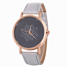 Africanmall store Women Quartz Analog Wrist Dial Delicate Watch Luxury Watches-Multicolor