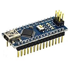 Arduino Nano V3.0 Atmel Atmega328P Mini USB Development Board for DIY Project - Blue
