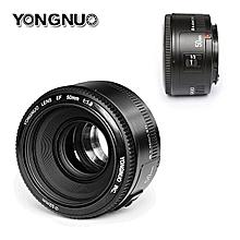 YN 50MM F1.8 Large Aperture Auto Focus Lens