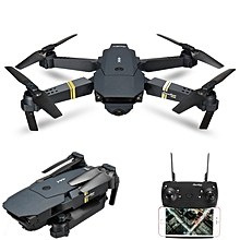 E58 WIFI Wide Angle HD Camera High Hold Mode Foldable Armed RC Quadcopter RTF Drone Models:JY019