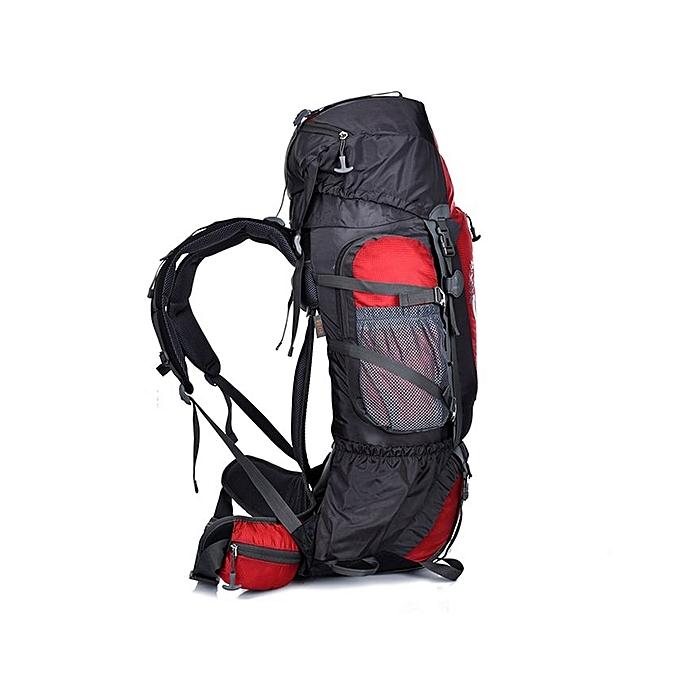 Buy Generic Outdoor 85L Internal Frame Mountaineering Bag Waterproof ...
