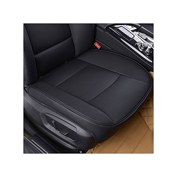 Buy Generic Car Seat Cover Cushion Comfortable Pu Leather Car
