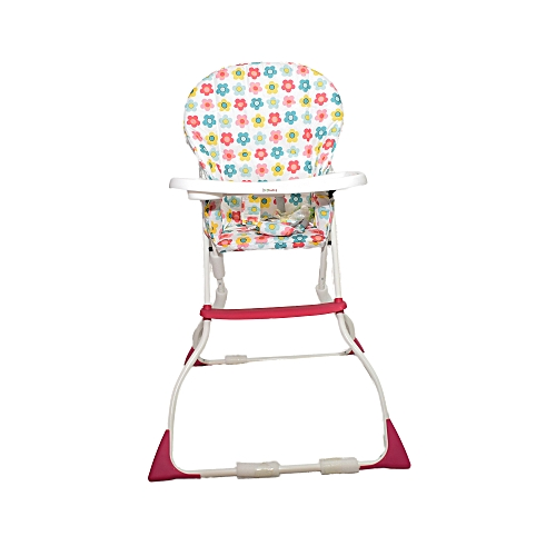 Generic Pink baby feeding/ high chair - Fold-away Baby High Chair . @ Best Price | Jumia Kenya