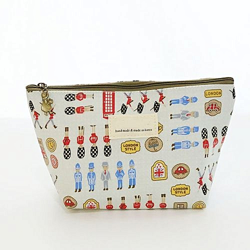 e591eb606e Generic Braveayong Beauty Travel Cosmetic Bag Girl Fashion Multifunction  Makeup Pouch -Multicolor
