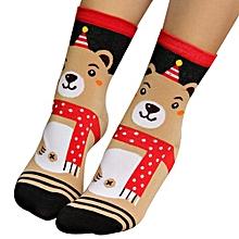 3D Cartoon Christmas Socks Wensltd Clearance! Winter Women Socks