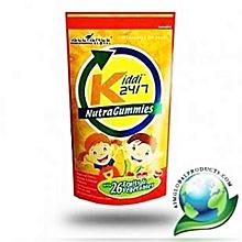 Kiddi 24/7 Nutra-Ceutical Gummies pack of 10