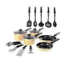 Equip 14-Piece Cookware Set