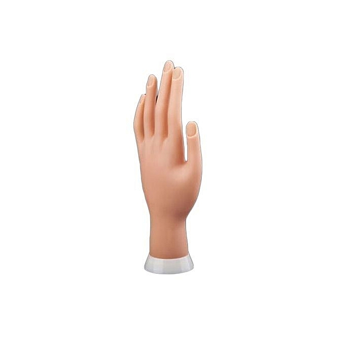 Buy Generic Tanson Practice Bendable Left Hand Model For Nail Art