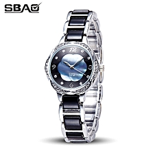 guoaivo SBAO The New Elegant Fashion Mother Of Pearl Dial Bracelet Watch - Multicolor E