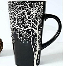 Latte Mug - Black Branch