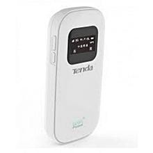 3G185 - 3.75G - 21.6Mbps - High Speed Pocket WiFi - White