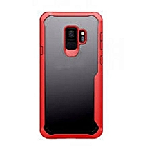 Samsung Galaxy S9-Plus Case -Red