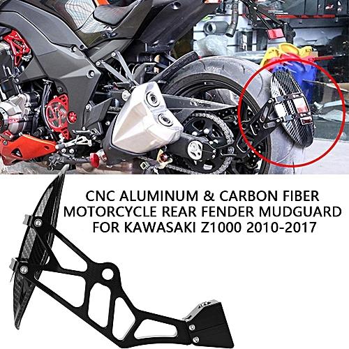 Generic Cnc Aluminum Carbon Fiber Motorcycle Rear Fender Mudguard