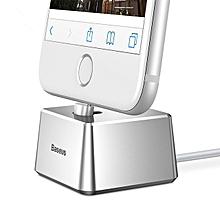 Baseus Quadrate Desktop Bracket Station USB Charger Holder Cradle for iPhone 8 X