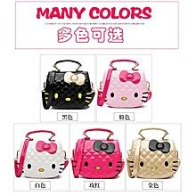 BS Cartoon Children's Bag Handbag Fashion Cute Princess Bag Little Backpack Gift Kt Cat Sling Bag